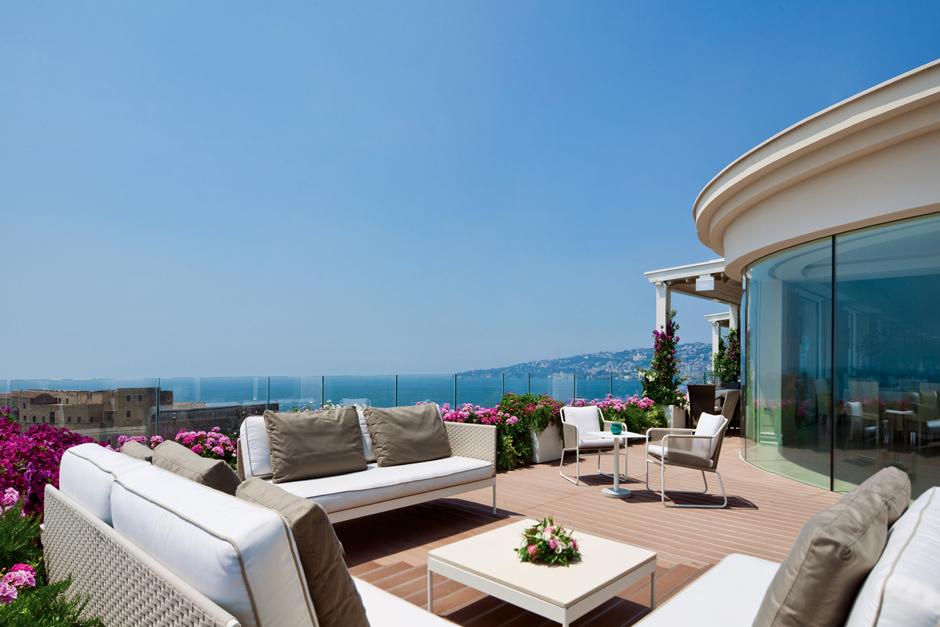 Ristorante Caruso - Grand\' Hotel Vesuvio Napoli - Randomdesign